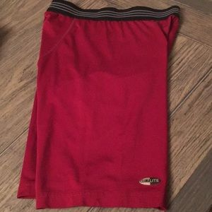 ADIDAS CLIMALITE COMPRESSION SHORTS